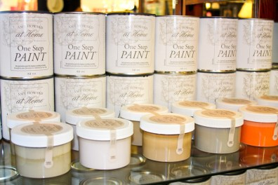 Amy Howard at Home Paints at Encore