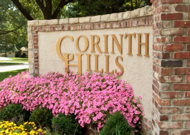 Corinth Hills Prairie Village KS