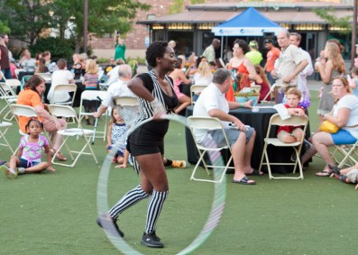 Performer at Park Place, Leawood KS
