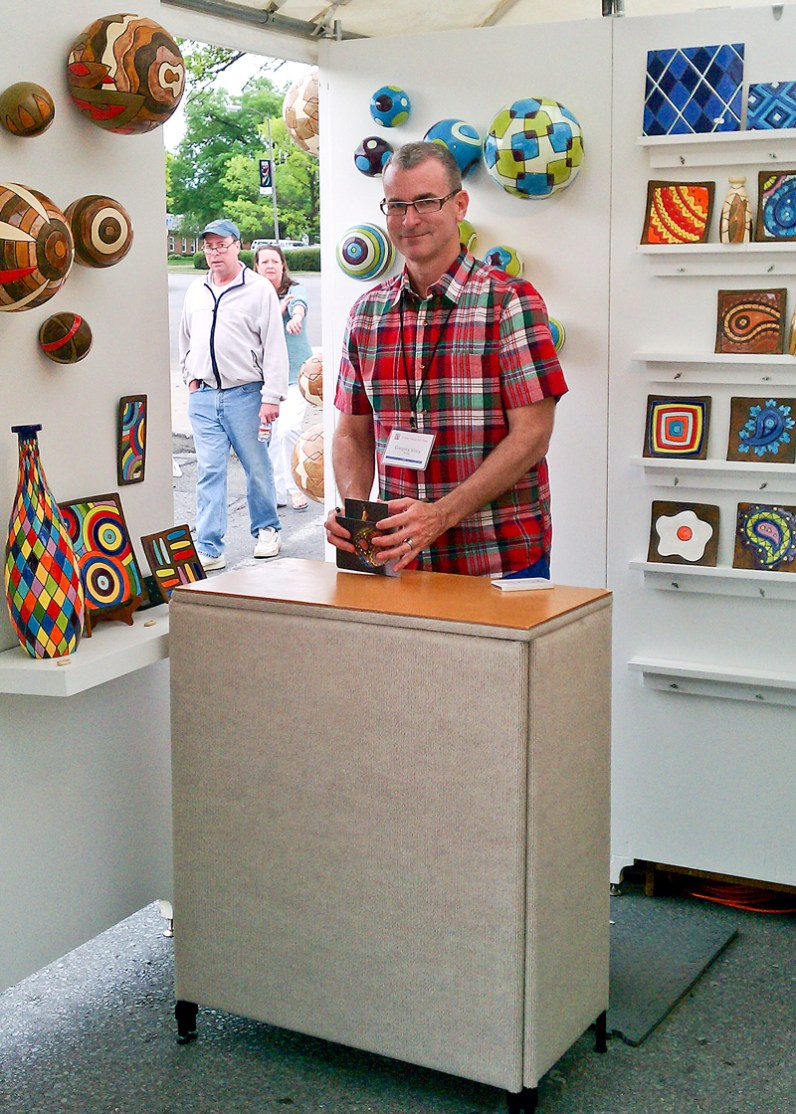 Prairie Village Art Fair Ceramics