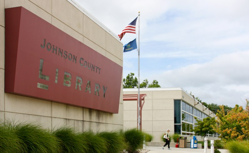 Explore homes for sale in Overland Park. Photo of Johnson County Library