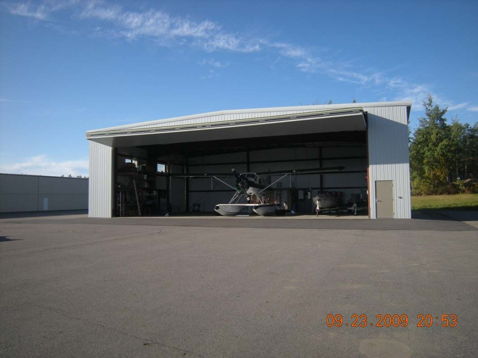 Keihm Construction Inc - Enright Hangar