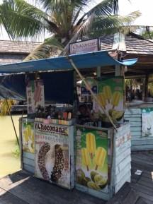 Stall Es Mangga