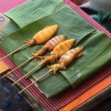 Sate Sotong