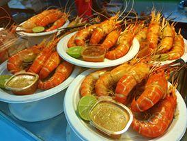 Giant Shrimp