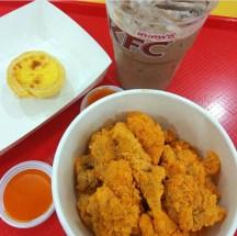 KFC Chicken Cheesy Pop