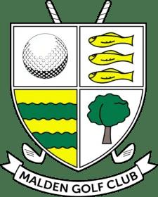 Malden golf club logo