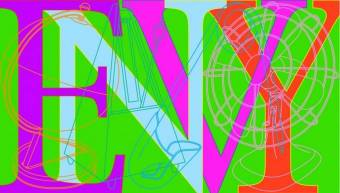 Envy 2008 Michael Craig-Martin born 1941 Presented by the artist and Alan Cristea Gallery 2009 http://www.tate.org.uk/art/work/P79756