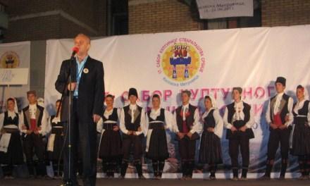 Sabor  kulturnoumetničkog stvaralaštva Srbije vraćen na scenu