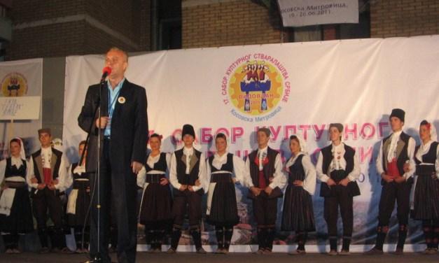Jubilarni  20. Sabor kulturnog stvaralastva Srbije