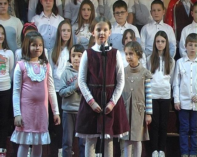 Školska pozornica – Veče OS Branko Radičević