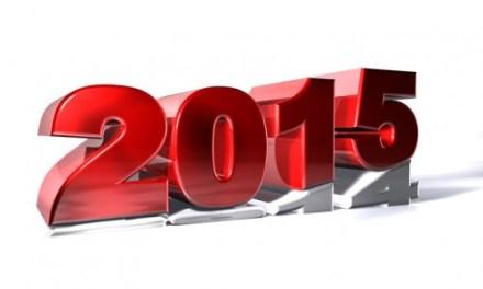 Najava kulturnih događaja 2015-te