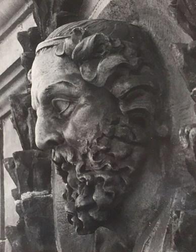 Carnegie bust