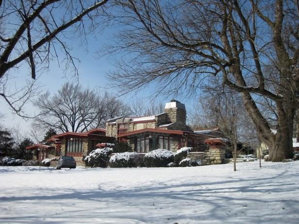 Jesse Hoel Residence