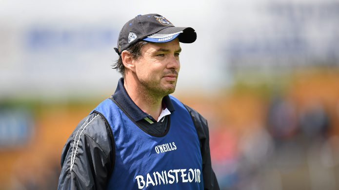 Galway minor hurling manager Geoff Lynskey. Photo: GAA.ie
