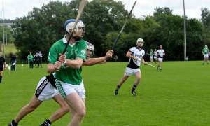 Pictured are Ballyhale Shamrocks in action against Mullinavat on Sunday 13 September 2015. Photo: Willie Dempsey/KilkennyGAA.ie