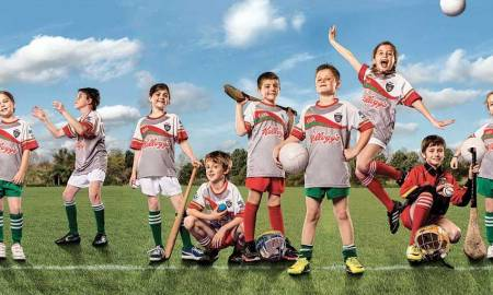 The Kellogs GAA Cúl Camps numbers are up 15% after a successful summer of youth sport. Photo: GAA.ie