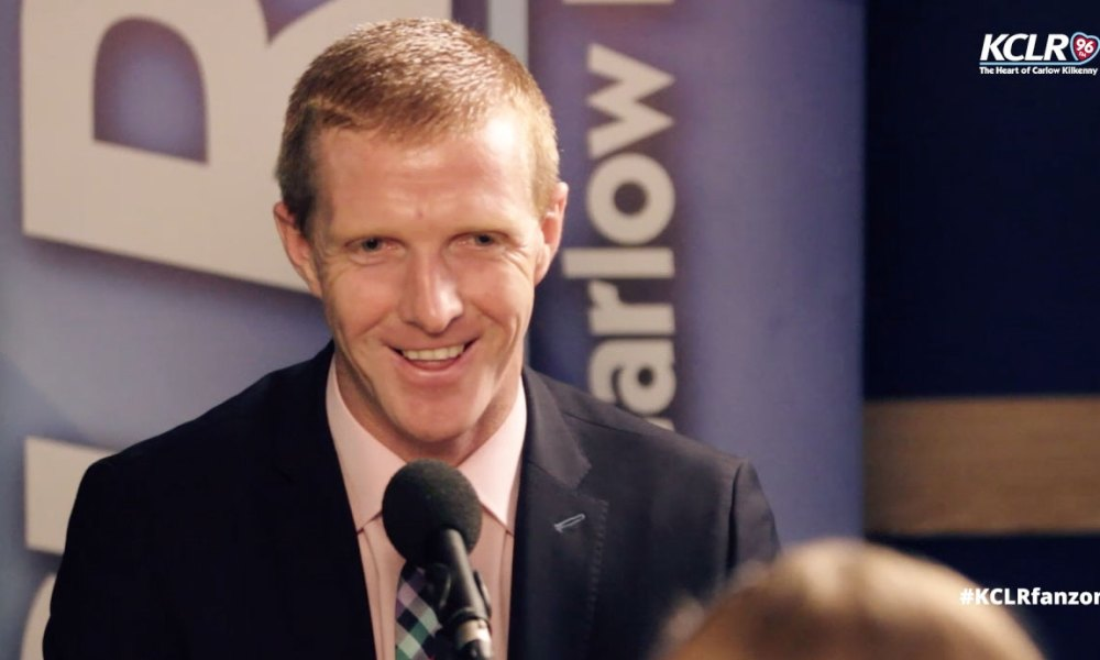 10-time All-Ireland winner Henry Shefflin is grilled by his daughter Sadhbh on Kittens To Cats