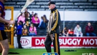 Kilkenny manager Brian Cody. Photo: Ken McGuire