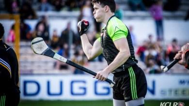 Kilkenny's TJ Reid pictured during team training at Nowlan Park, Kilkenny. Photo: Ken McGuire/KCLR