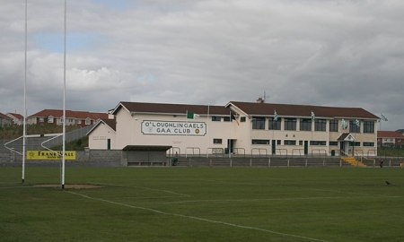 O'Loughlin Gaels clubhouse and pitch in Kilkenny City.