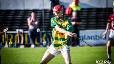 Bennettsbridge (pictured here against St. Patrick's Ballyragget in 2015) are heading to Croke Park on 7 February for their second consecutive All-Ireland club hurling final.