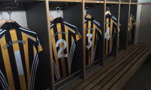 Kilkenny Camogie Jerseys. File photo.