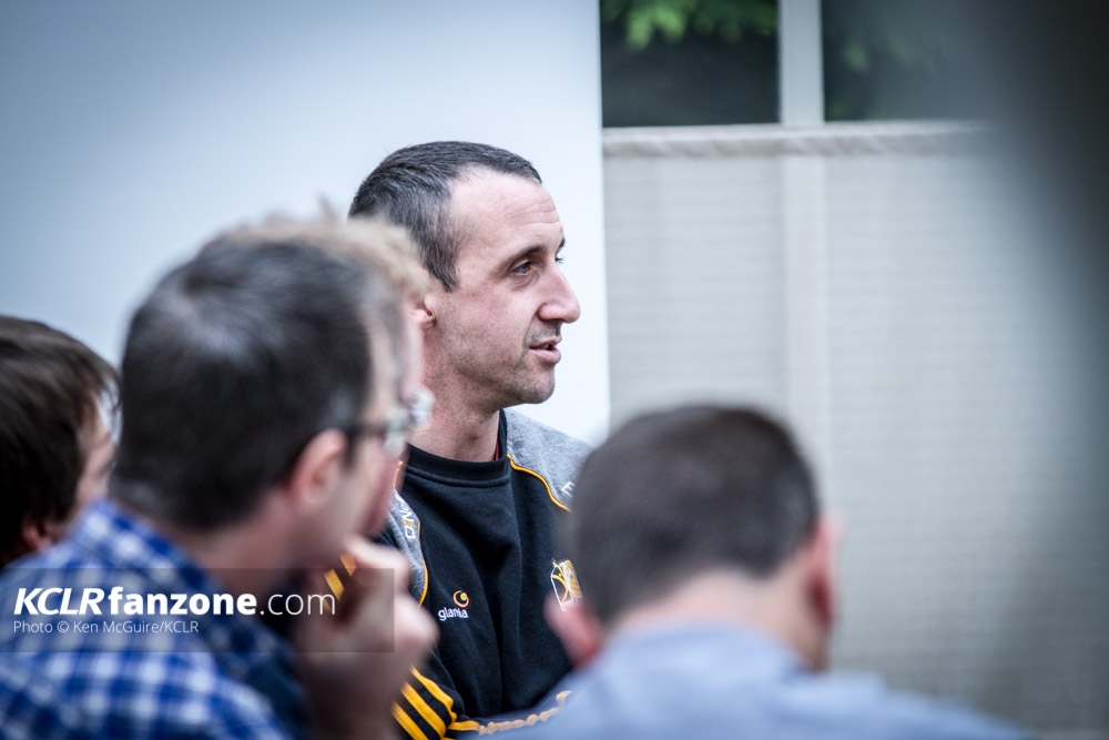 James Stephens GAA and Kilkenny senior hurler Eoin Larkin. Photo: Ken McGuire/KCLR