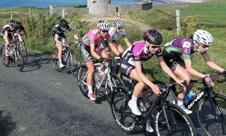 Ras na mBan heads for Kilkenny. Photo rasnamban.com