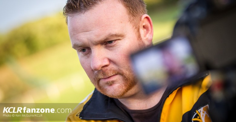Kilkenny intermediate camogie manager Mike Wall. Photo: Ken McGuire/KCLR