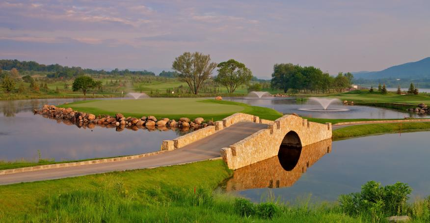 Pravets Golf Club, Bulgaria
