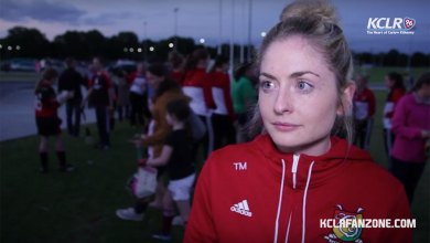 Carlow Camogie's Teresa Meaney