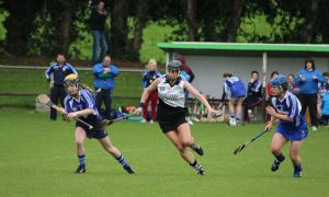 Mullinavat v Thomastown, pictured in 2015. Photo: KilkennyCamogie.com