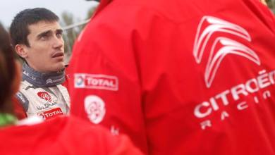 Craig Breen is part of the Citroen Racing team on the WRC circuit. Photo: Craig Breen/Facebook