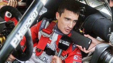 Craig Breen at WRC Rally de Espana. Photo courtesy Jamie Kent.