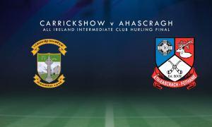 Carrickshock v Ahascragh