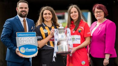 Littlewoods Ireland Camogie Division 1 League Final