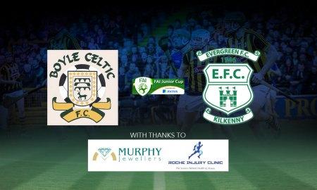 Evergreen v Boyle Celtic