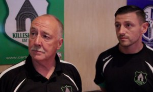 Mick Dargan & Dean Goode, Killeshin FC