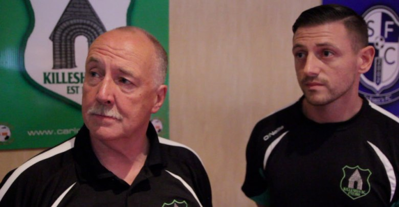 Mick Dargan & Dean Goode, Killeshin FC