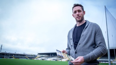 Michael Fennelly pictured at Nowlan Park, Kilkenny. Photo: Ken McGuire/KCLR