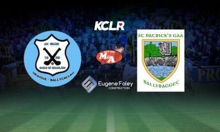 LIVE: Graigue-Ballycallan v St. Patrick's Ballyragget, Kilkenny Intermediate Hurling Final