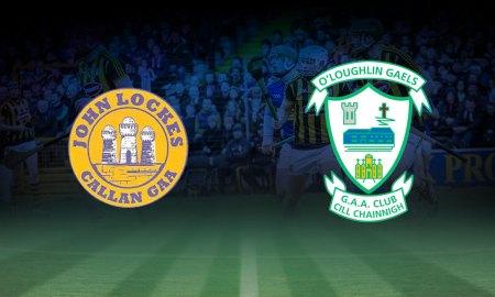 John Lockes v O'Loughlin Gaels