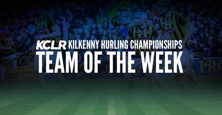 KCLR Team Of The Week