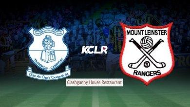 Camross v Mount Leinster Rangers