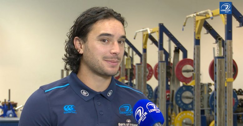 James Lowe, Leinster Rugby