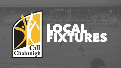 Kilkenny GAA Local Fixtures