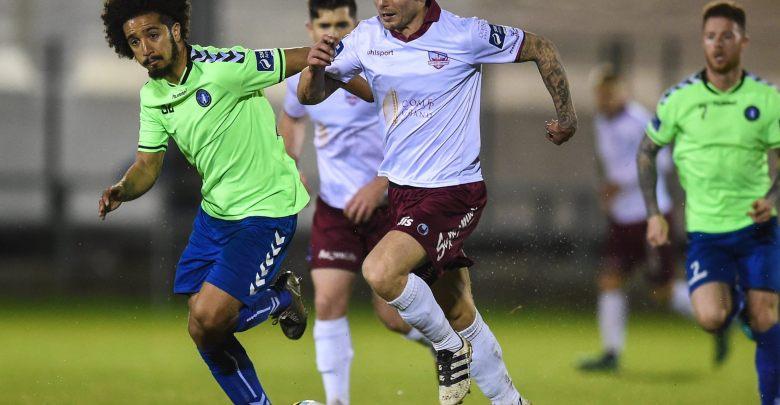 Kilkenny native Gavan Holohan. Photo courtesy Waterford FC/WaterfordFC.ie