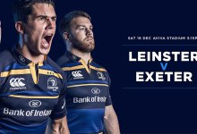 Leinster v Exeter