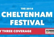 Cheltenham Festival Results Day 3